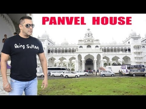 Inside Salman Khan's Panvel Farm House!
