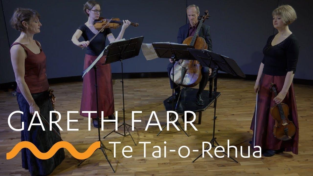 GARETH FARR: Te Tai-O-Rehua