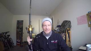 Penn Spinfisher V & VI Spinning Reel & Rod Combo unboxing + first look