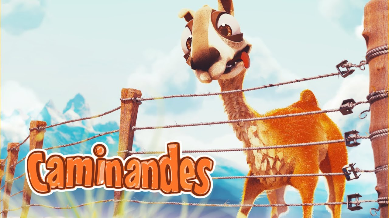 """Caminandes 2: Gran Dillama"" - Blender Animated Short"