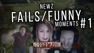 Infestation: The New Z - Best Moments #1