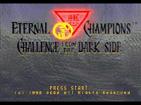 Mega-CD Longplay [105] Eternal Champions CD: Challenge from the Dark Side