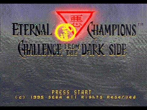 Mega-CD Longplay [105] Eternal Champions CD: Challenge from the Dark Side