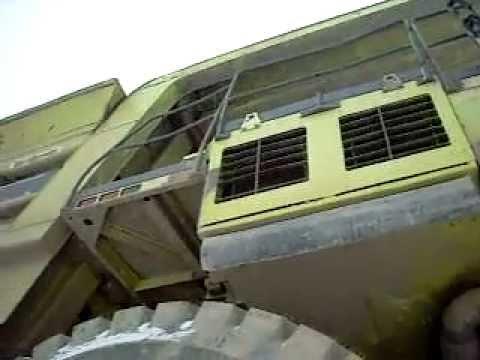Euclid R260  Mining Truck