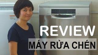Review máy rửa chén - Kim The Cook
