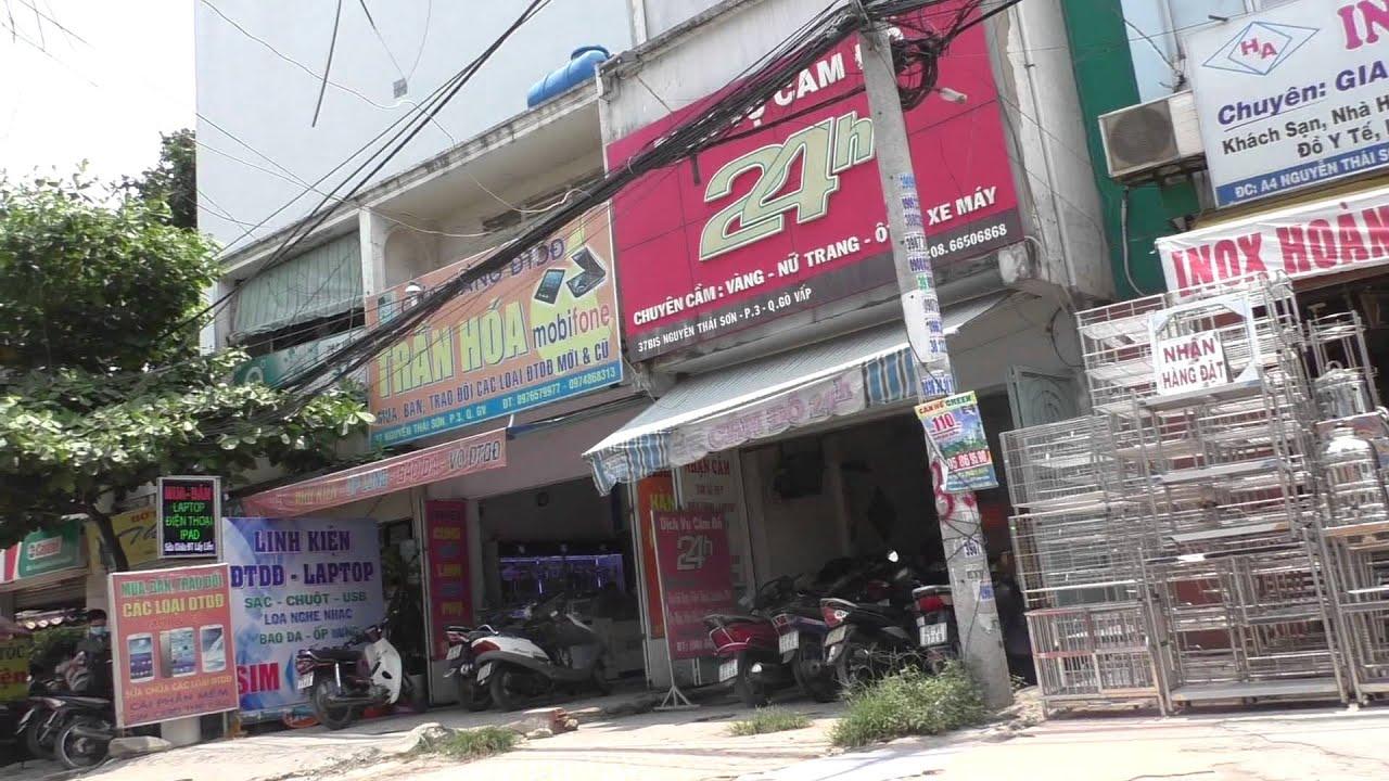 Duong Nguyen Thai Son P3 Go Vap