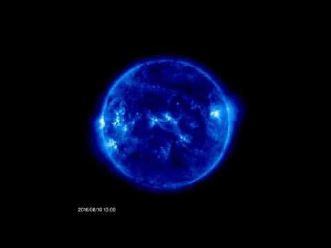 SOHO Mission EIT 2016-07-24 --- 08-24 Миссия SOHO