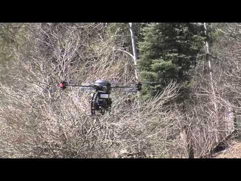 Velodyne HDL-32E LiDAR Sensor Flies on Headwall Photonics' UAV Platform