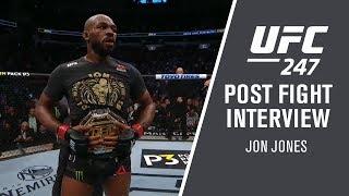 """UFC 247: Jon Jones - """"Hard Earned Victory"""""""