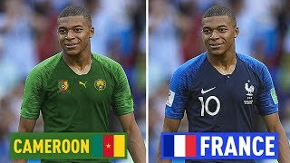 FAMOUS FOOTBALL PLAYERS WHO PLAYED FOR TWO COUNTRIES