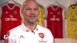 Freddie Ljungberg promises Arsenal fans attacking football as interim coach