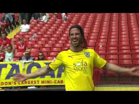 FOOTBALL LEAGUE HIGHLIGHTS | Charlton Athletic v Burnley