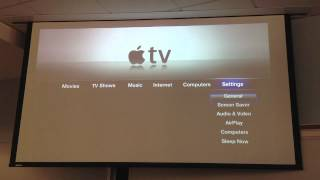 iPad and Apple TV AirPlay Tutorial