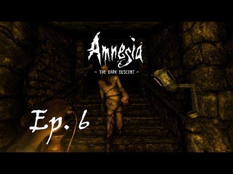 Amnesia The Dark Descent | Ep. 6 Elevador