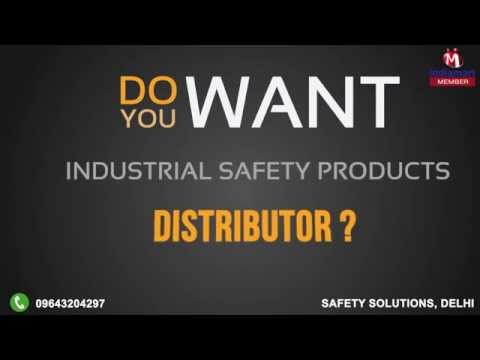 Industrial Safety Products By Safety Solutions, Delhi