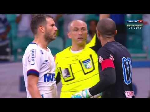 Melhores Momentos Bahia 3 x 0 Paysandu-PA - 03/06/2016