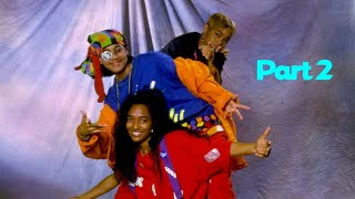 MTV Past present and Future - TLC Part 2