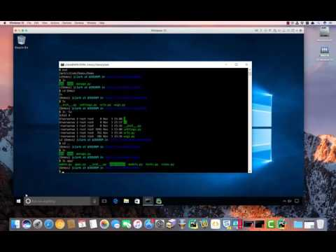 Windows 10 Subsystem Linux with Django