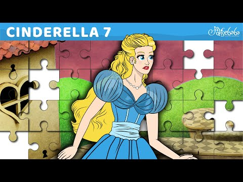 Cinderella Series Episode 7 | The Path of the Puzzles | Fairy Tales and Bedtime Stories For Kids |