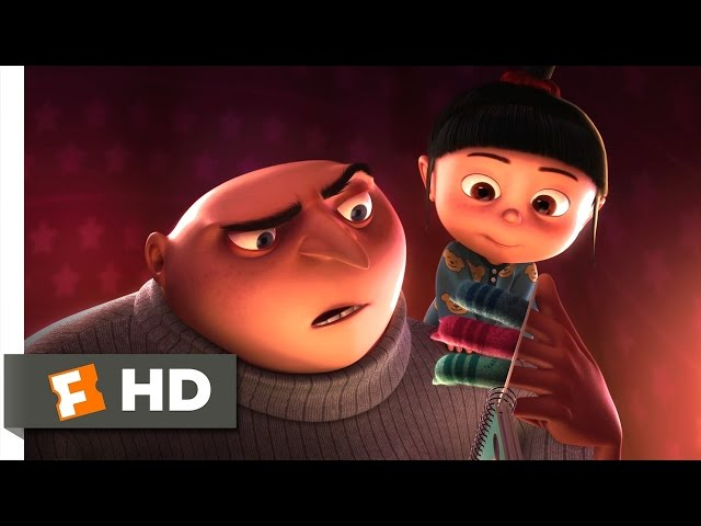 Despicable Me: Bedtime Story (Deep Listening Comprehension)