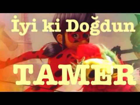 İyi ki Doğdun TAMER :)  Komik Doğum günü Mesajı 1. VERSİYON ,DOĞUMGÜNÜ VİDEOSU Made in Turkey :) 🎂