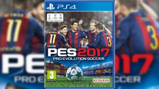 Video PES 2017/TRIAL Soundtrack - Konami Tracks n°9 (Credits/Trial version - Unknown Artist) download MP3, 3GP, MP4, WEBM, AVI, FLV April 2018