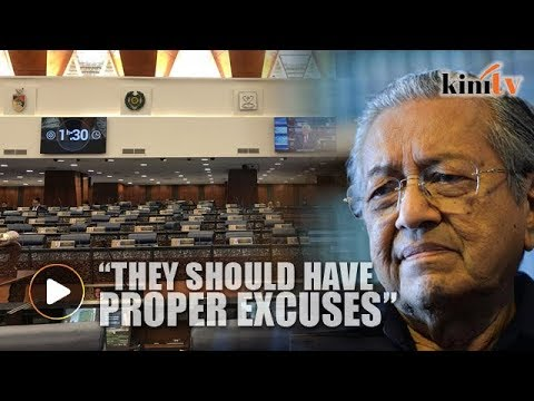 Dr Mahathir: I am never satisfied with anything