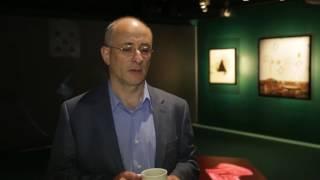 Михаил Каменский о выставке ''ИГРА'' / Музей AZ