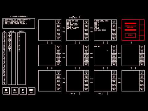 TIS-100 Levels 6 - 7 Walkthrough |