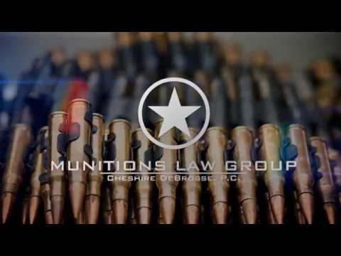 THE GUN LAWYER: Patents with Attorney, Matthew Upton