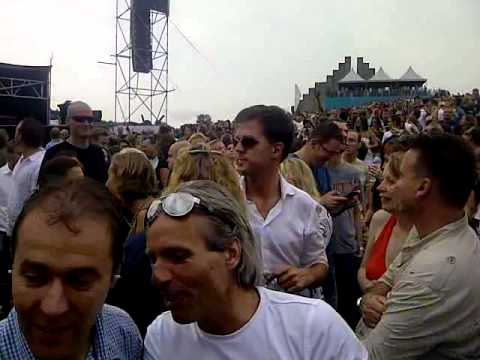 Rutte op Dancevalley