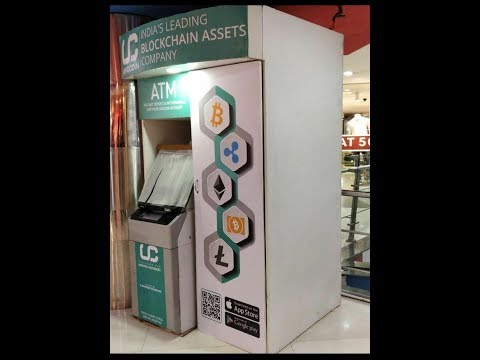 UNO Coin Bitcoin ATM In Bangalore Seized Co Founder Arrested By Crime Branch