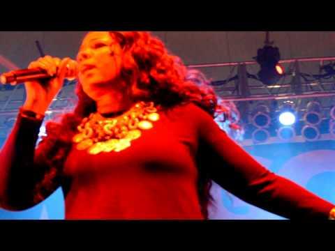 "Syleena Johnson performing ""Guess What"" Live at FSO"