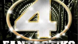 4 FANTASTIKS Feat SAOUL - Freestyle (DJ D.Ego, Mixtape Le Grand Tournoi).wmv
