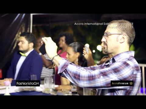 Accra International Salsa Congress _ Welcome Reception - #fghTV
