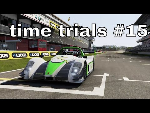 forza Motorsports time trials #15