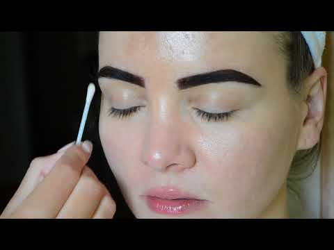 Как часто можно красить брови хной brow henna
