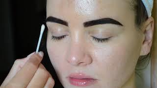 Как красить брови хной Brow Henna / MakeUpZhuravlevaan
