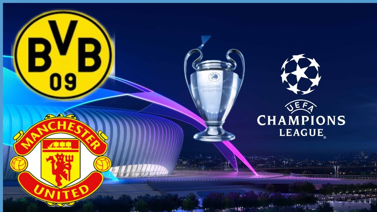 FIFA 21 | Dortmund vs Manchester United | UEFA Champions League | Full Match & Gameplay