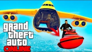 Momentos INCREIBLES de GTA 5 ONLINE!!! GTA 5 FunnY Moments
