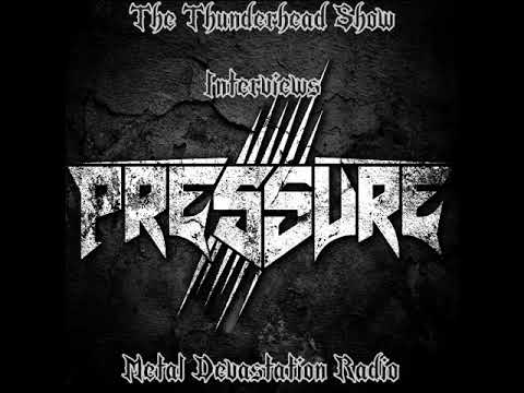 Exclusive Interview with The Band Pressure On The Thunderhead Show