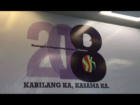 Distribution of sample ballots with candidates' names illegal — Comelec Mp3