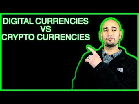 The Daily 2 - Digital Currency VS Crypto Currency