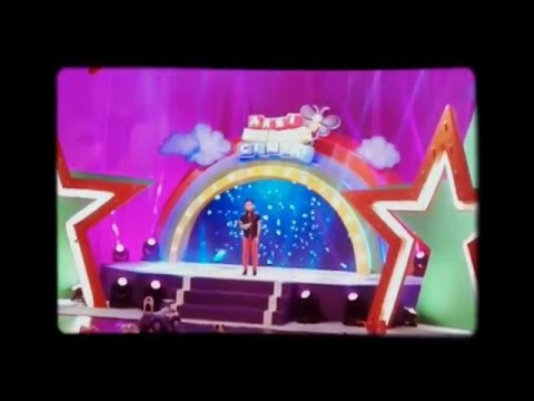 JOJO Idol Jr - Let it go(frozen)||Aksi Bintang Cilik @Global TV