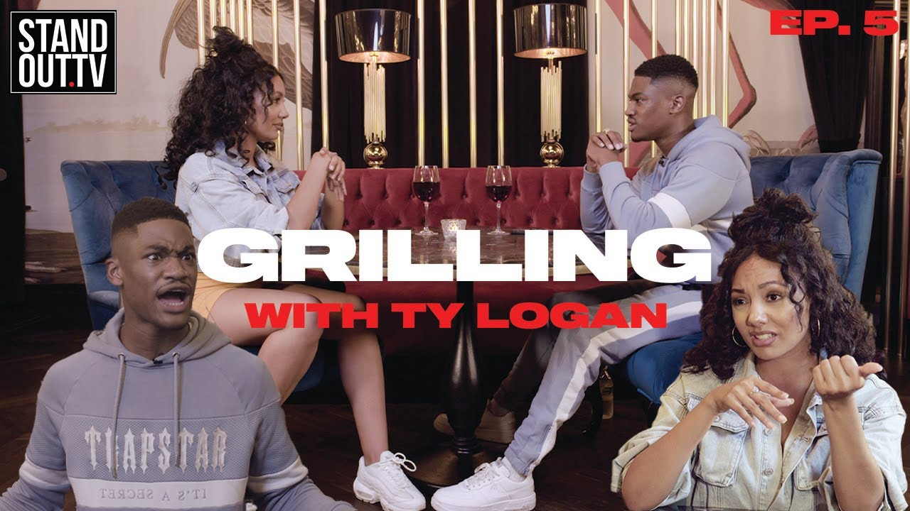 Download TY LOGAN HAS BEEN A BAD BOY IN HIS PAST   Grilling S.1 Ep.5 with Ty Logan