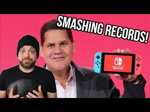The INSANE Sales of Nintendo Switch and Smash Ultimate! | RGT 85