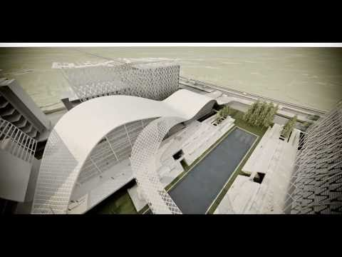 Awarded Project In India By M. Anastasakis Architects