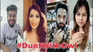 Best Duet with Owl Musical.ly July 2018 || #MyBestDuet Musically Videos || You Khub entertainment