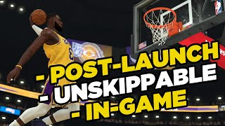 2K Add UN-SKIPPABLE In-Game Ads To NBA 2K21