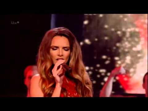 Nadine Coyle - Dangerous Games (Michael Flatley : A Night To Remember 2014)